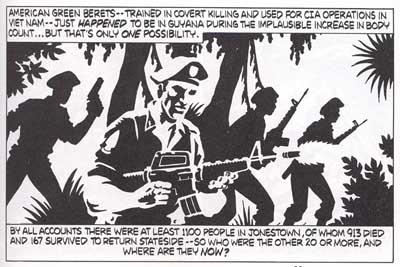 Image result for jonestown CIA