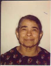 KEATON, Rosa Lorenda Mae