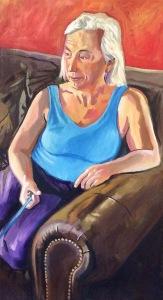Portrait by Darryl Halbrooks