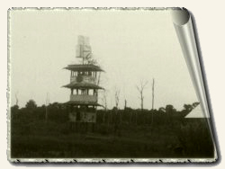 Radio & Communications Tower, Jonestown, May 1979