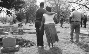 """Jonestown Grave Finally Has a Headstone"" by Lela Howard"