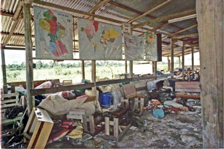 the u s military in guyana the untold story alternative