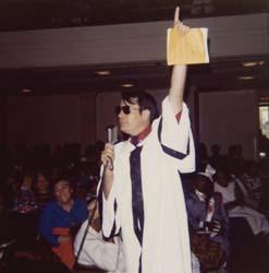 Jim Jones speaking