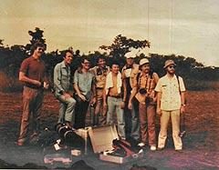 Port Kaituma airstrip, November 17, 1978