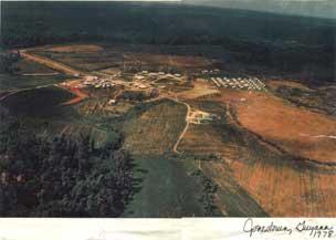 Jonestown Overhead View