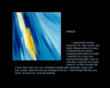 Breeze, artwork