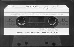 Jonestown Tape