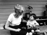 Barbara Moore with Kimo Prokes